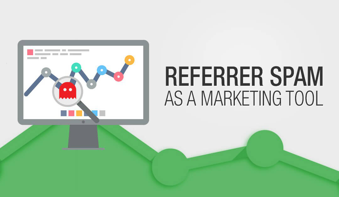 Exploiting Referrer Spam as a Marketing Tool