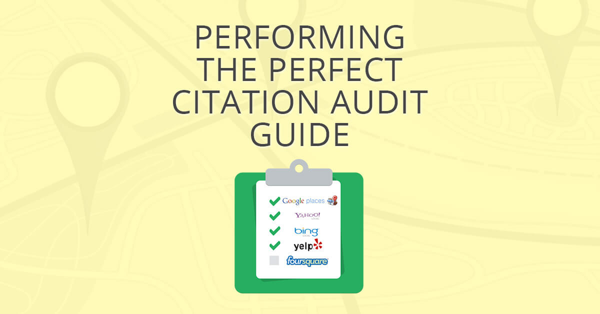 Performing the Perfect Citation Audit Guide - Loganix