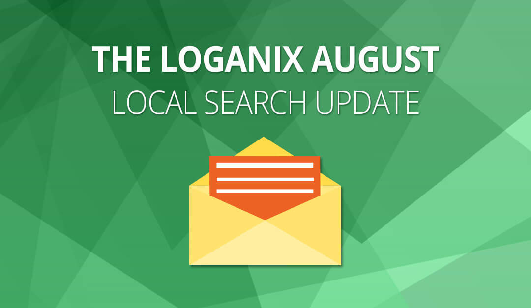 The Latest in Local Search for August