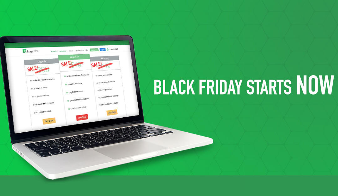 Black Friday 2016 – This May Be Our Biggest Deal Ever!