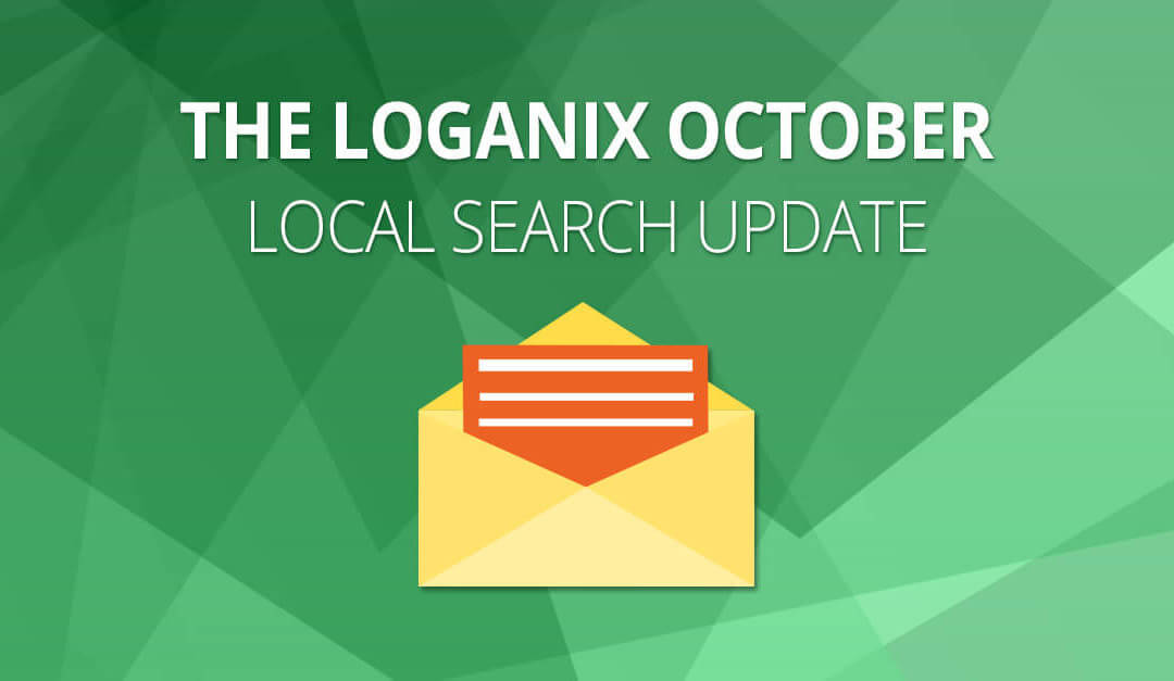 The Latest in Local Search for October