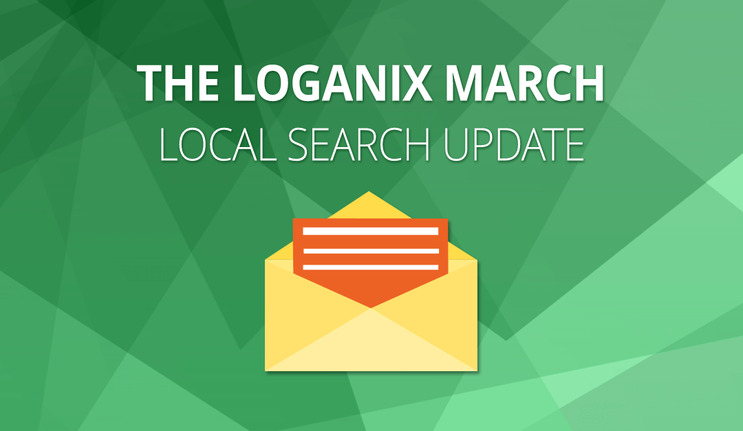 The Latest in Local Search for March