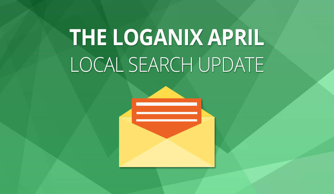 The Latest in Local Search for April